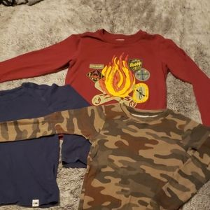 Boy's longsleeve bundle